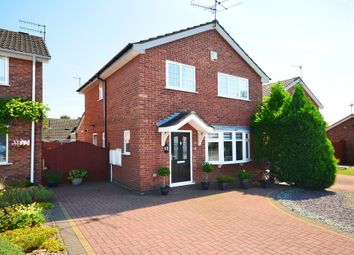 Thumbnail 3 bedroom detached house for sale in Jonathan Road, Trentham, Stoke-On-Trent