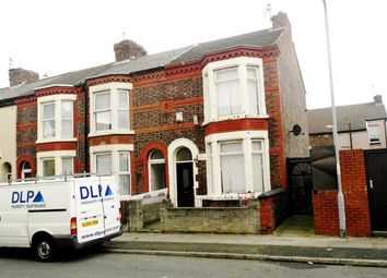 Thumbnail 2 bedroom terraced house to rent in Cowper Street, Bootle, Liverpool