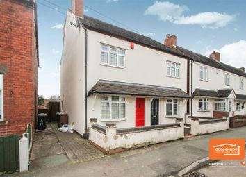 Thumbnail 2 bed semi-detached house to rent in Hednesford Road, Brownhills, Walsall