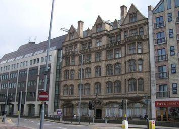 Thumbnail 1 bed flat to rent in 38 Paradise Street, Birmingham