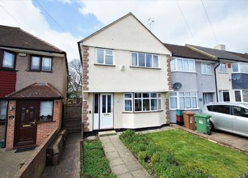 Thumbnail 3 bed end terrace house for sale in Orchard Rise West, Sidcup