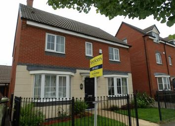 Thumbnail 4 bed property for sale in Birstall Meadow Road, Birstall, Leicester, Leicestershire