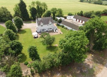 Thumbnail 3 bed farmhouse for sale in Fosse Way, Monks Kirby, Rugby