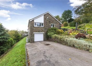 Thumbnail 4 bed detached bungalow for sale in Banks Lane, Riddlesden, West Yorkshire