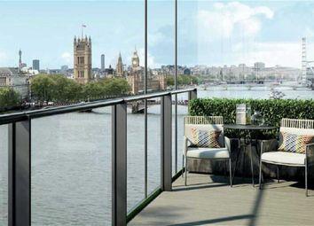 Thumbnail 2 bed flat for sale in Merano Residences, Albert Embankment, London