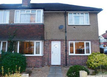 Thumbnail 2 bed maisonette for sale in Chertsey Road, Whitton, Twickenham