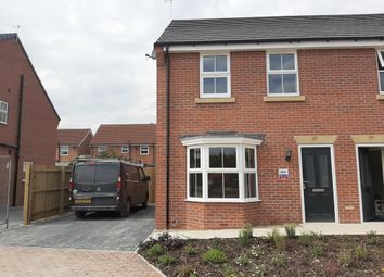Thumbnail 3 bed semi-detached house to rent in Polar Bear Drive, Driffield