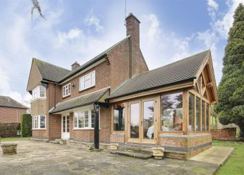 Thumbnail 3 bed detached house for sale in Honeyknab Lane, Oxton, Southwell, Nottinghamshire