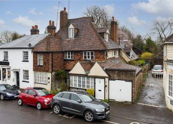 Church Road, Sundridge, Sevenoaks, Kent TN14. 3 bed end terrace house for sale