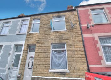 3 bed terraced house for sale in Kathleen Street, Barry CF62