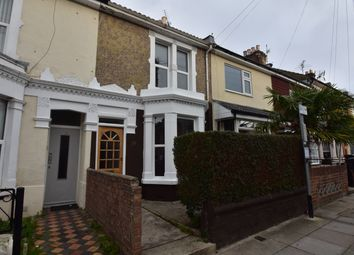 Thumbnail 3 bed terraced house for sale in Wheatstone Road, Southsea, Hampshire