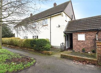 Thumbnail 3 bed semi-detached house for sale in Halliford Close, Shepperton, Surrey