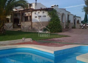 Thumbnail 4 bed cottage for sale in Alayor, Alaior, Balearic Islands, Spain