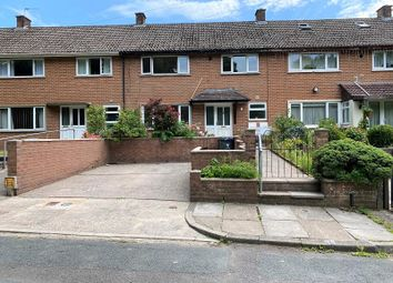 Thumbnail 3 bed terraced house for sale in Ball Lane, Llanrumney, Cardiff.