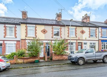 Thumbnail 2 bed terraced house to rent in Grosvenor Avenue, Stoke-On-Trent