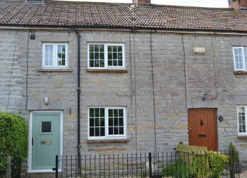 Thumbnail 3 bed cottage to rent in Church Road, Shapwick, Bridgwater