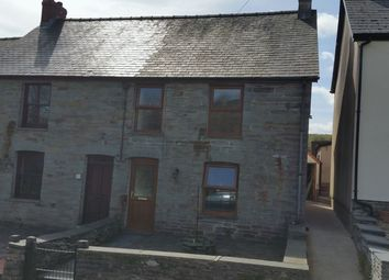 Thumbnail 2 bed terraced house to rent in Glogue
