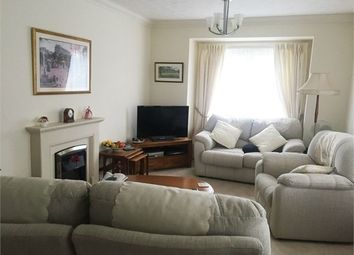 Thumbnail 1 bed flat for sale in Branksomewood Road, Fleet, Hampshire