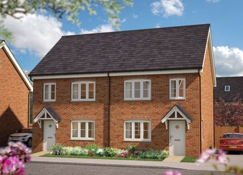 "Thumbnail 3 bed property for sale in ""The Hazel"" at Potter Crescent, Wokingham"
