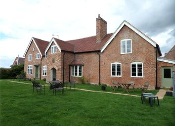 Thumbnail 5 bed detached house to rent in Huddington, Droitwich, Worcestershire