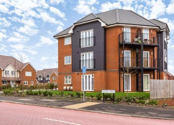 Thumbnail 1 bed flat for sale in Burden Drive, Bishopdown, Salisbury