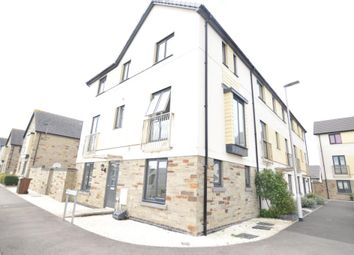 Thumbnail 4 bed semi-detached house for sale in Pomphlett Farm Industrial, Broxton Drive, Plymouth