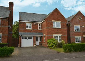 Thumbnail 4 bed detached house for sale in Rosemary Drive, London Colney, St.Albans
