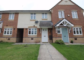 Thumbnail 2 bed town house for sale in Dartington Road, Platt Bridge, Wigan