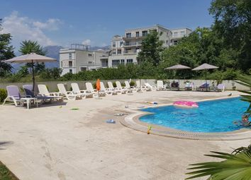Thumbnail 1 bed apartment for sale in New Apartment In A Building With The Pool, Dobrota, Montenegro