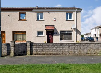 Thumbnail 3 bedroom end terrace house for sale in Bonnyview Drive, Aberdeen