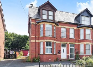 Thumbnail 6 bedroom semi-detached house for sale in Tremont Road, Llandrindod Wells