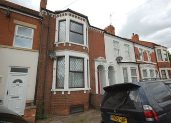 Thumbnail 5 bed terraced house to rent in Cecil Road, Queens Park, Northampton