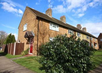 Thumbnail 2 bedroom end terrace house for sale in Hoveton Place, Badersfield, Norwich