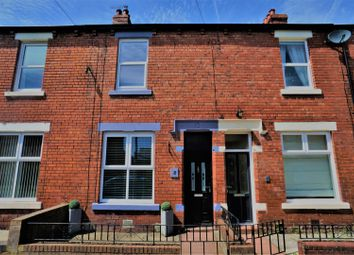 Thumbnail 2 bed terraced house for sale in Grace Street, Carlisle