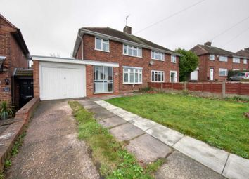 Thumbnail 3 bed semi-detached house for sale in Griffiths Drive, Wednesfield, Wolverhampton