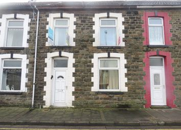 Thumbnail 3 bed terraced house for sale in Eirw Road, Porth