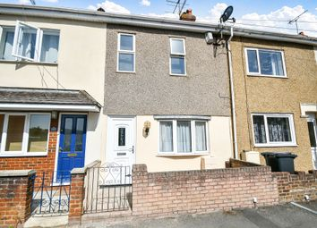 Thumbnail 2 bed terraced house for sale in Deburgh Street, Swindon