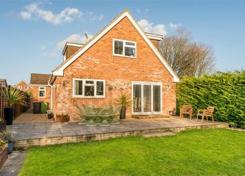 Thumbnail 5 bed detached house for sale in St James Close, Clanfield, Waterlooville, Hampshire