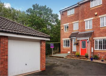 Thumbnail 3 bed end terrace house for sale in Shireland Lane, Redditch