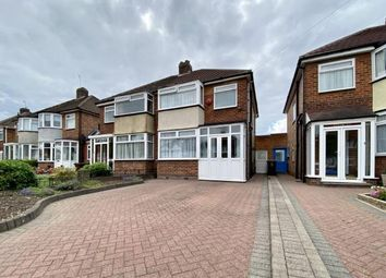 3 bed semi-detached house for sale in Harvard Road, Solihull, West Midlands B92