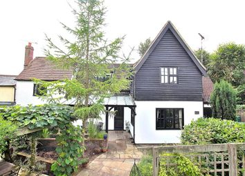 Thumbnail 5 bed semi-detached house for sale in Great Bardfield, Braintree, Essex