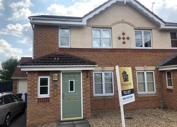 Thumbnail 3 bed semi-detached house to rent in Oakfields Grove, Spondon