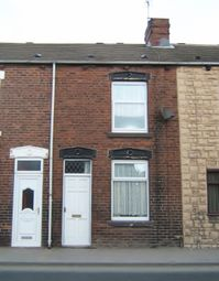 Thumbnail 2 bed terraced house to rent in Leeds Road, Castleford