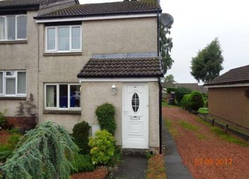 Thumbnail 1 bed flat to rent in Buchan Drive, Dunblane