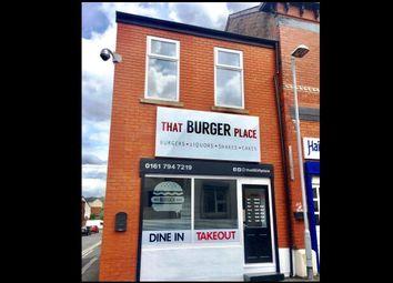 Thumbnail Restaurant/cafe for sale in Dumbell Street, Pendlebury, Swinton, Manchester