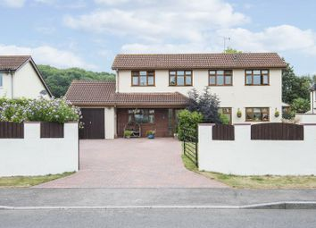 Thumbnail 4 bed detached house for sale in Tennyson Avenue, Llanwern, Newport