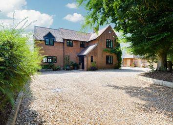 Thumbnail 5 bed detached house for sale in Dell Lane, Little Hallingbury, Bishop's Stortford