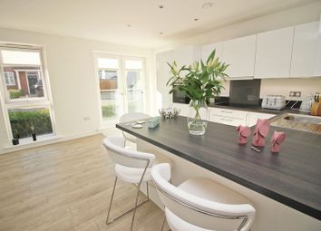 Thumbnail 2 bed flat to rent in Willow Close, Snodland