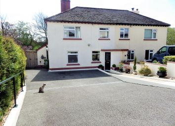Thumbnail 3 bed semi-detached house for sale in Pins Park, Holsworthy