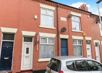 Thumbnail 2 bedroom terraced house for sale in Percival Street, Leicester